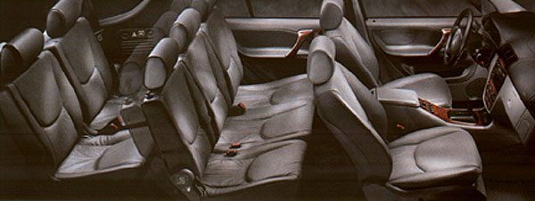 mercedes benz ml320 3rd row seats. Black Bedroom Furniture Sets. Home Design Ideas